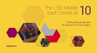 The LSE Middle East Centre at 10